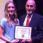 Jordyn Johnson Scholarship Award