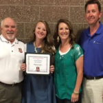 Madison Jones Scholarship Award