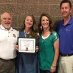 Madison Jones Scholarship Award