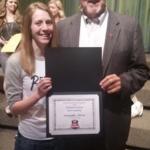 Samantha Nelson Scholarship Award
