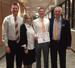 Cuff Scholarship Award