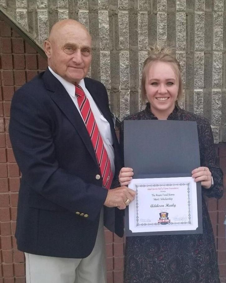 Gibb Scholarship Award